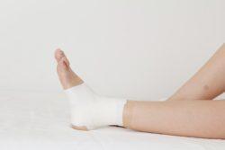 怪我の手当
